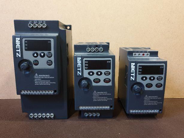 Преобразователь частоты NL1000 NITZ частотник 220В мотор редуктор 380В
