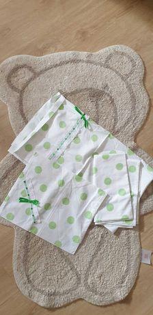 Conjuntos lençóis para cama bebé, novo