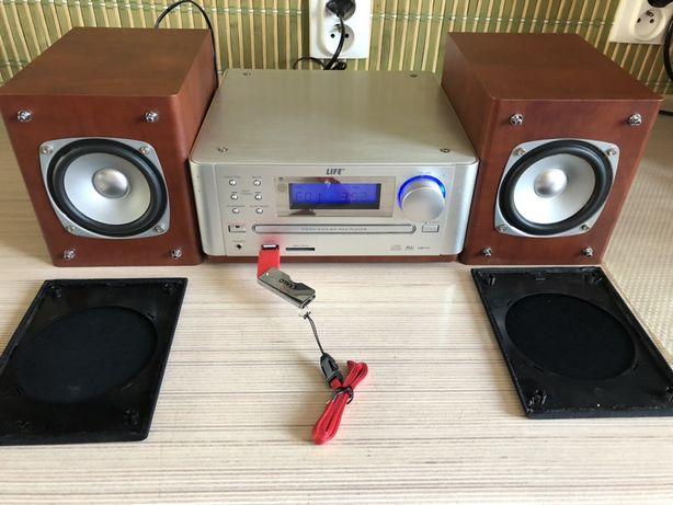 LIFE L81428 Radio Usb SDCard CD/Mp3 Mini Wieża