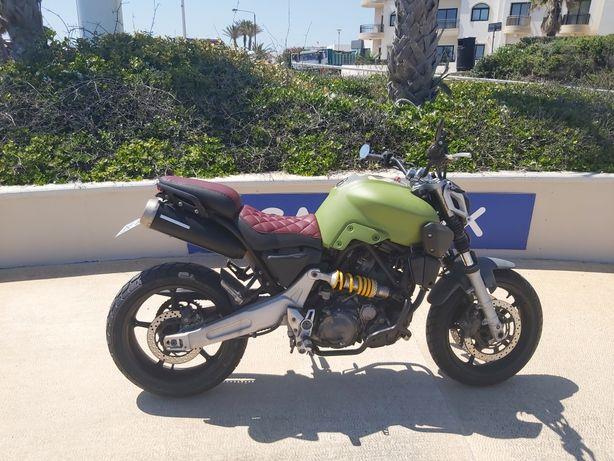 Yamaha Mt 03 scrambler !! zamiana na anglik !! filmik !!