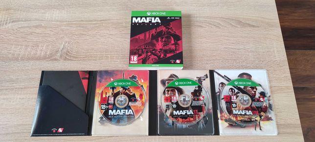 Mafia Trylogia  - Edycja ostateczna - XBOX ONE - PL - Stan idealny