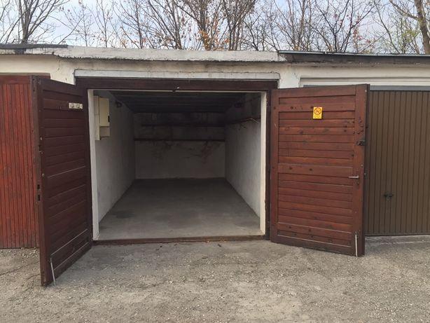 Ul. Luboszycka. Garaż do wynajecia.