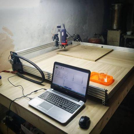 ЧПУ Обладнання для фрезерування та розкрою від EasyBusyCNC