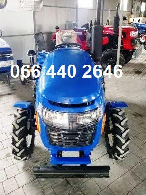 Мінітрактор Булат Т25 з фрезою + плугом 2к Трактор з доставкою