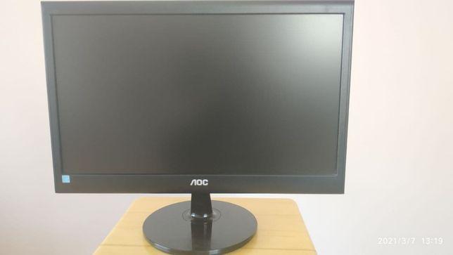 Монітор AOC 185LM00013 (Розширення 1336х768 HD) VGA