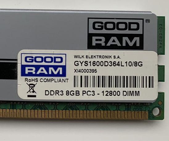 Оперативка GOOD RAM-DDR3 8гб
