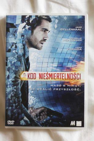 Film Kod nieśmiertelności płyta CD Jake Gyllenhaal