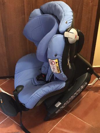 Rewelacyjny fotelik samochodowy BeSafe iZi Combi X4