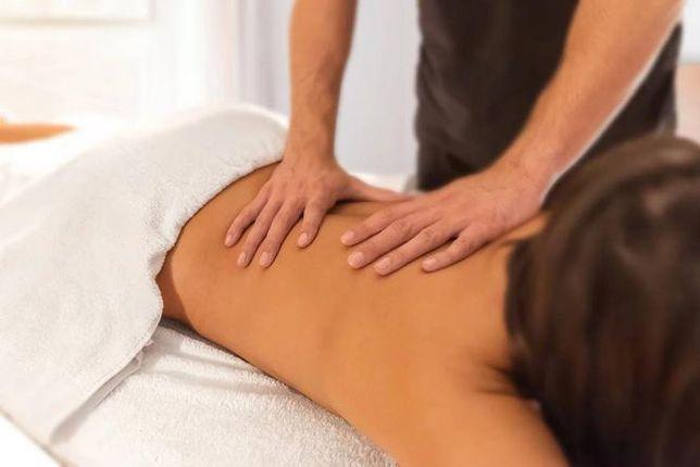 Masaż relaksacyjny, relaxing massage
