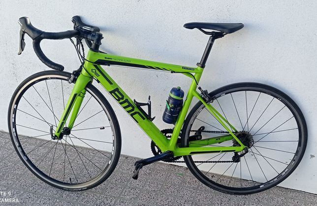 Bicicleta Estrada BMC Carbono