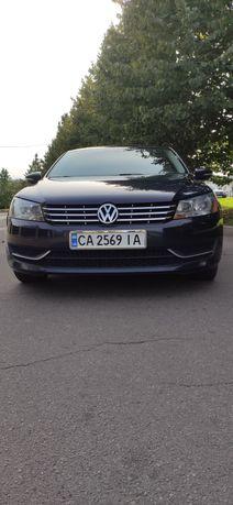Volkswagen Passat b7 SEL