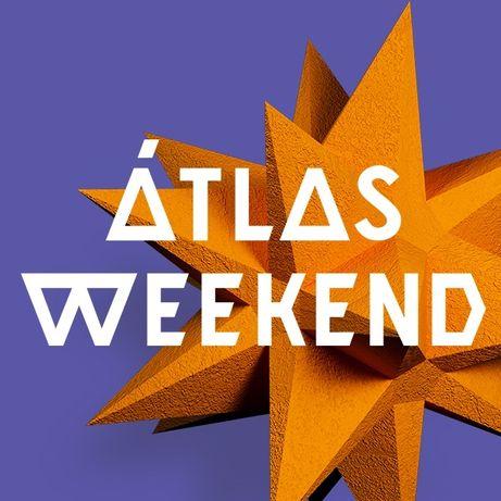 """Білет на всі 5 днів фестивалю """"Atlas Weekend"""""""