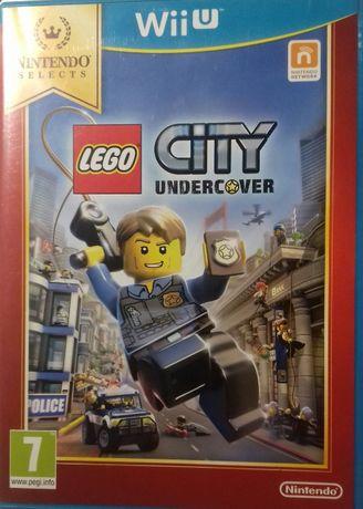NOWA Gra Wii U Lego City comes to life.