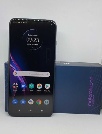 Motorola ONE FUSION + (6/128 gb), Lombard Jasło Czackiego