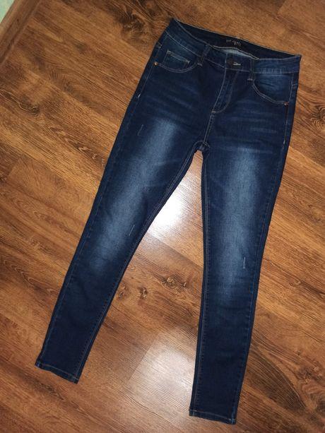Top secret джинсы леггенсы размер s-m(36)