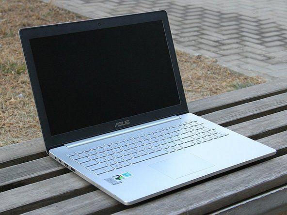 Мощный ноутбук Asus Zenbook Pro UX501VW 16GB 512GB SSD для игр и рабо