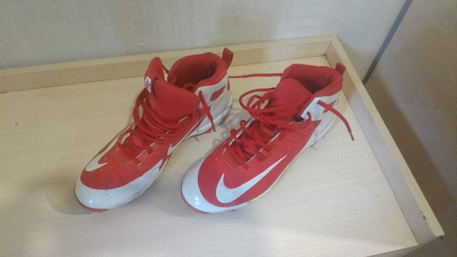 Бутсы копы кроссовки  Nike huarache fastflex 28см стелька