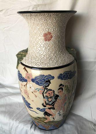 Ваза керамическая в китайском стиле