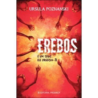 Erebos - de Ursula Poznanski - NOVO