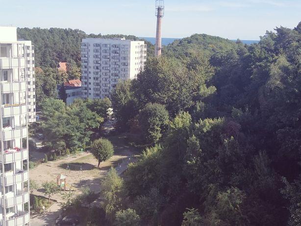 U wejścia do lasu, Górny Sopot, 3 pokoje, duży balkon