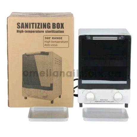 Сухожаровый инфракрасный шкаф для стерилизации и дезинфекции WX-12C