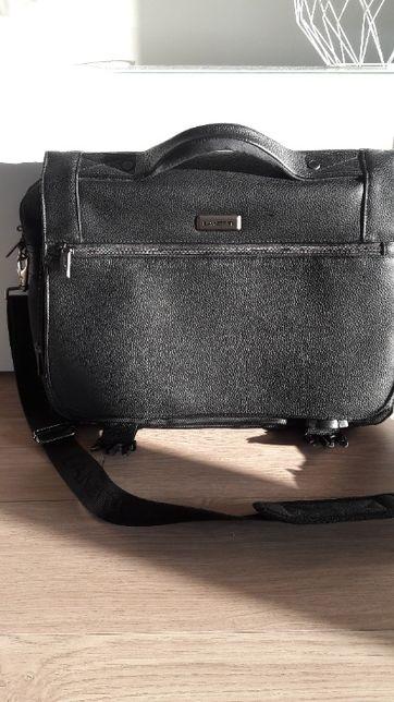 torba męska na laptopa