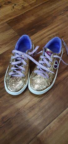 Кеды кросовки Sketchers nike adidas puma золотистые 22см