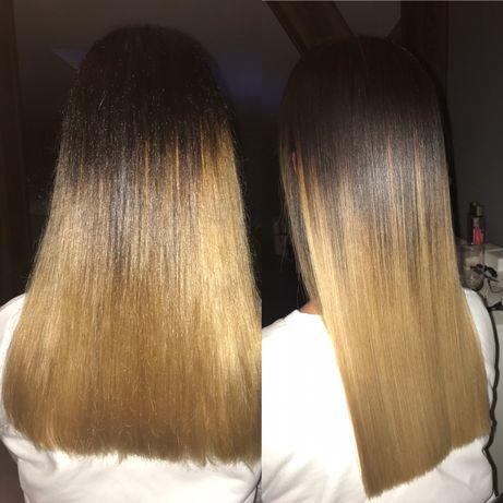 Keratynowe prostowanie włosów ! Od 100zł ! INOAR