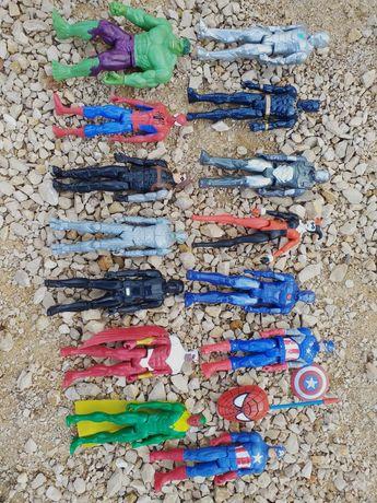 Bonecos Soper Heróis  Marvel Homens De Brinquedos
