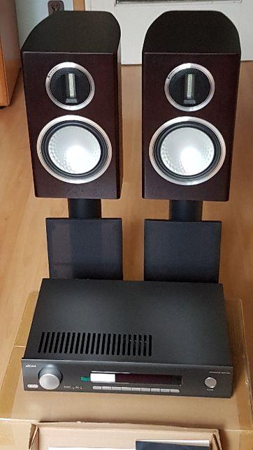 Arcam sa 30 + Monitor Audio Gold 100 zestaw stereo Hi-Fi