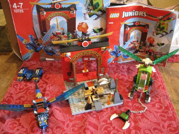Lego Ninjago 10725 - Zaginiona świątynia