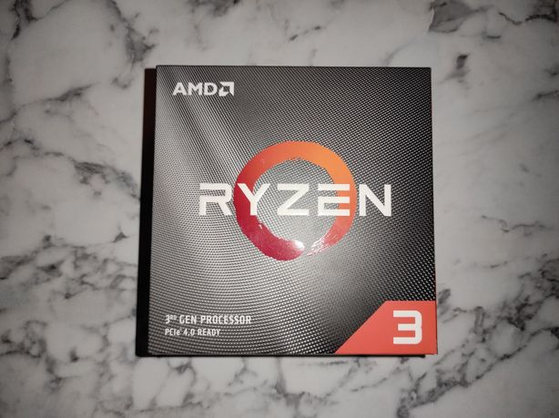 Процесор AMD Ryzen 3 3100