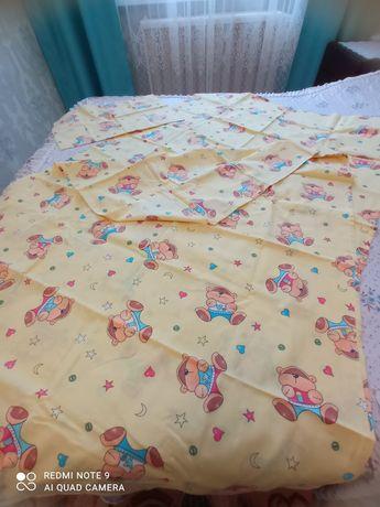 НОВАЯ Детская постель ТМ Ярослав Комплект