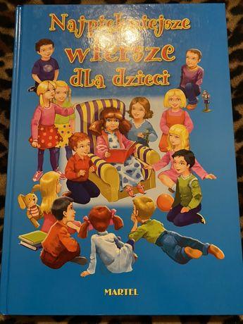 Książka z najpiekniejszymi wierszami dla dzieci
