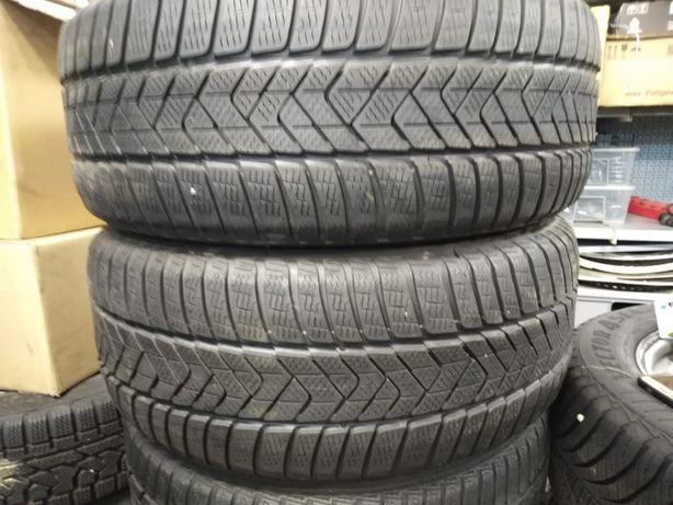 ZIMA 2szt. Pirelli Winter Sottozero 3 RSC 245/45 R18 6mm 100V ADAX