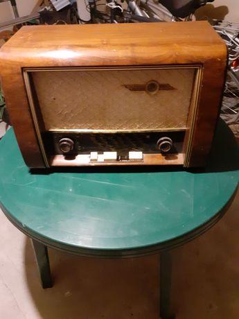 Stare radio lampowe