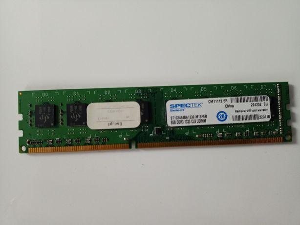 Pamięć Spectek 8 GB DDR3 1333 MHz CL9 UDIMM