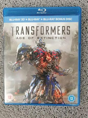 3D Film Transformers Wiek Zagłady