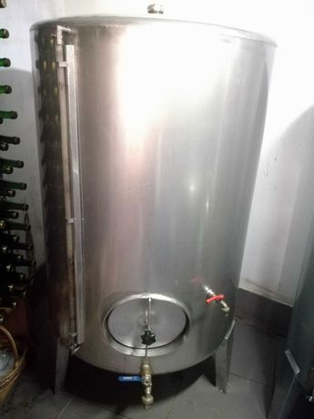 Cuba de Inox 1000 litros