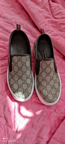 Gucci 40 buty sneakersy