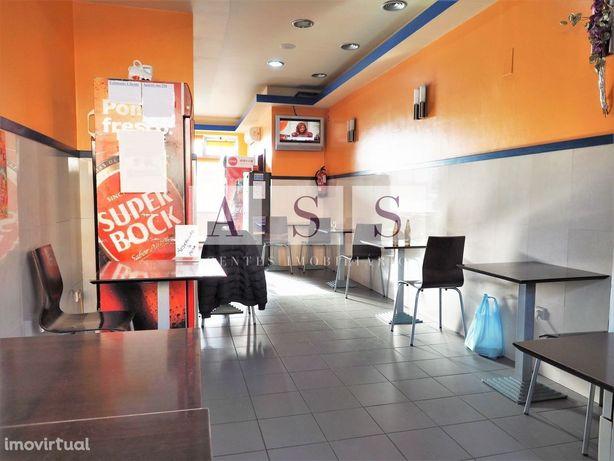 Trespasse de Café/snack   churrasqueira