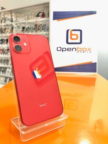 IPhone 12 Mini 64GB Vermelho A - Garantia 12 meses