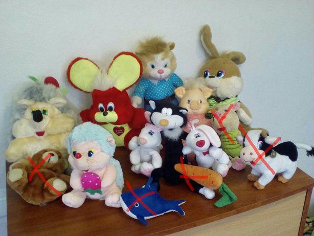 Мягкие  игрушки,детские игрушки