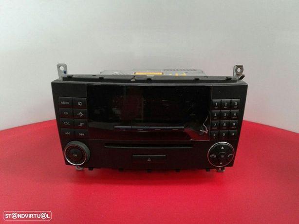 Auto-Rádio (Cd) Mercedes-Benz C-Class (W203)