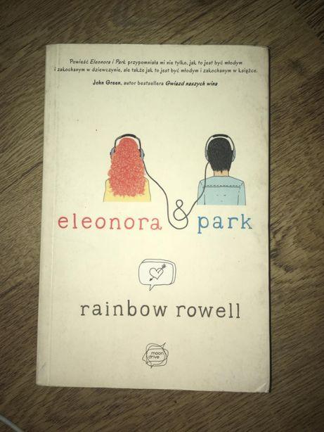 "Rainbow Rowell ""Eleonora & Park"""