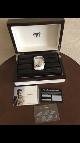 Швейцарские часы Technomarine Hummer White
