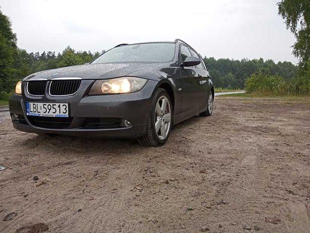 BMW  seria 3 e91 2007r