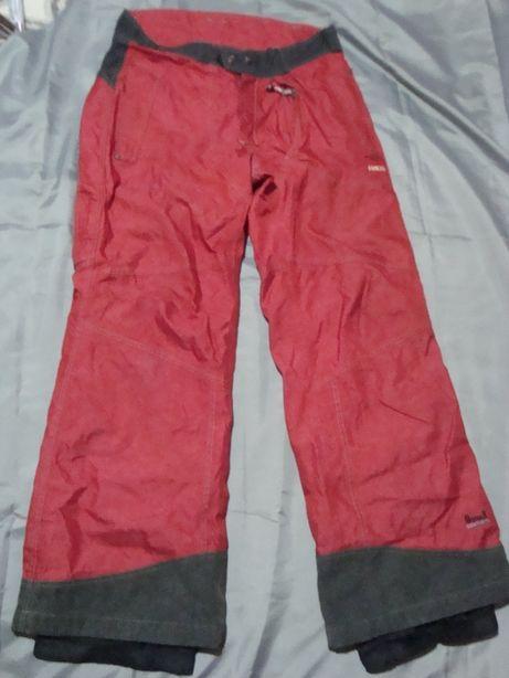 spodnie narciarskie Halti roz M=pas 88 cm-Drymaxx Solidne Norwegia