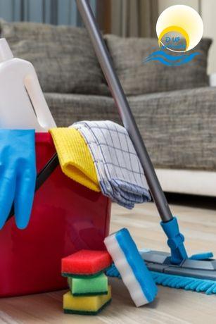 sprzątanie i obsługa apartamentów