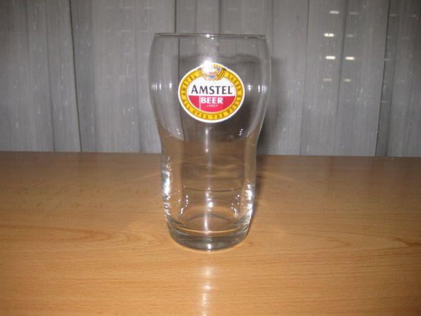 "Copo Coleccionável ""Amstel Beer"" Impecável"